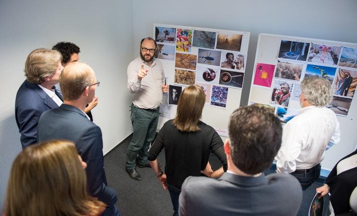 Jurysitzung PR-Bild Award: Shortlist für die besten PR-Fotos des Jahres steht fest