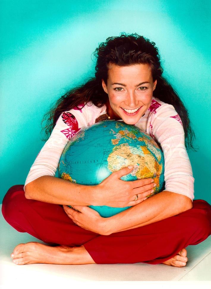 """Fernweh? """"Abenteuer Ferne"""" - Das neue Reise- und Erlebnismagazin mit Silvia Incardona / Ab Samstag, 05. Januar 2002, 18:40 Uhr bei Kabel"""