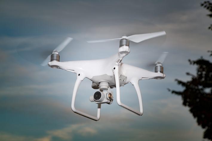 Verkaufshit Drohnen: Nicht ohne Versicherung fliegen