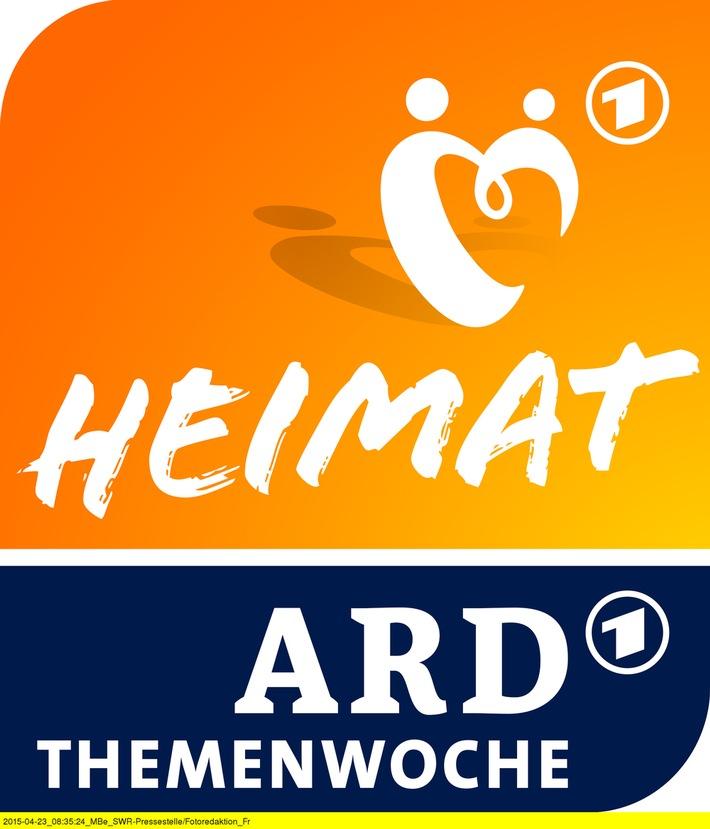 """ARD-Themenwoche """"Heimat"""": vielfältiges Programm des SWR"""