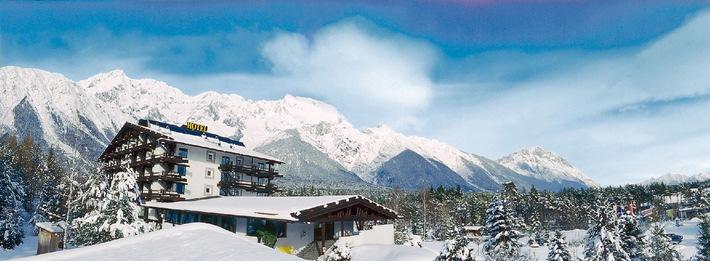 Kostenlos Skifahren und tolle Premium-Leistungen im ****Kaysers Tirolresort in Mieming