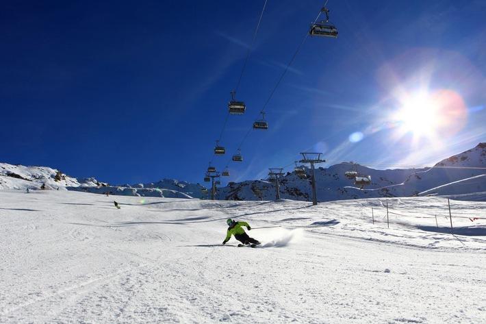 Frühlingsskilauf im Herbst: Obergurgl-Hochgurgl in den Skiwinter gestartet