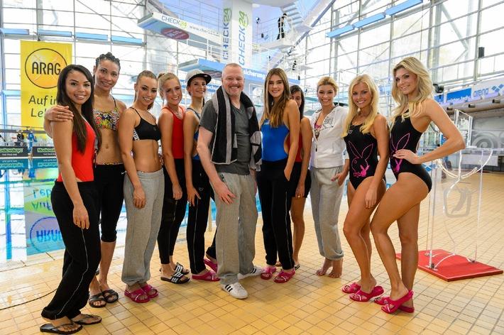 TV total Turmspringen 2014