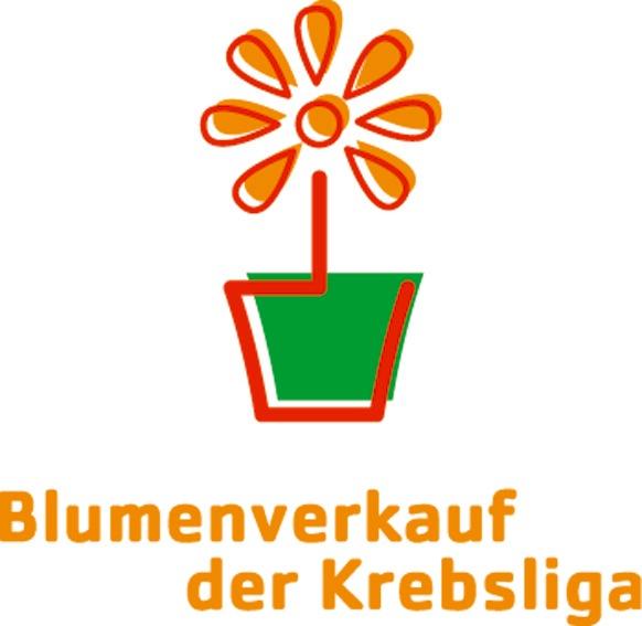 Blumenverkauf zu Gunsten der Krebsliga: Sagen Sie es mit Blumen!