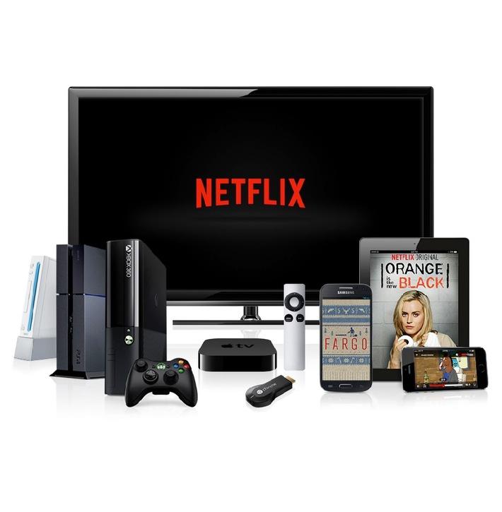 Netflix ist jetzt auch In der Schweiz verfügbar