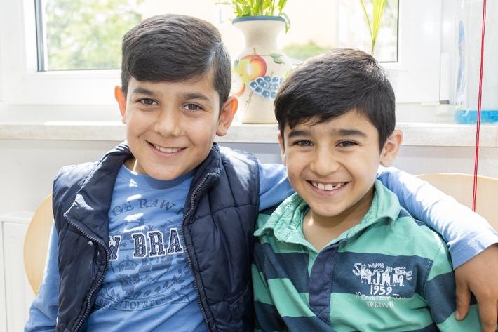 ASB zum Weltkindertag: Flüchtlingskinder brauchen schnell geregelten Alltag