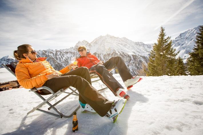 Urlauber bekommen den Skipass im Brandnertal geschenkt
