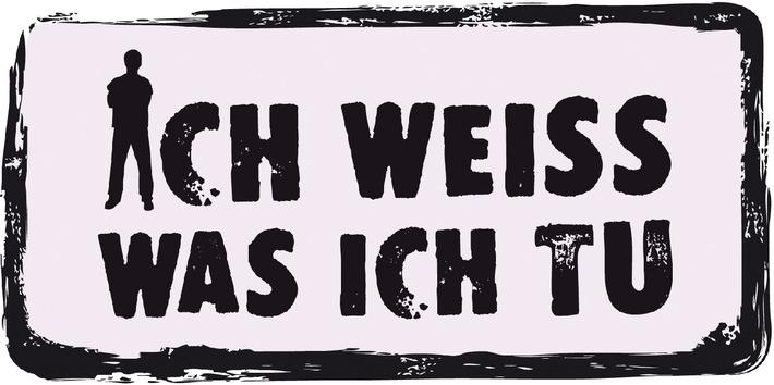 """Deutsche AIDS-Hilfe startet bundesweite HIV-Präventionskampagne """"ICH WEISS WAS ICH TU"""""""