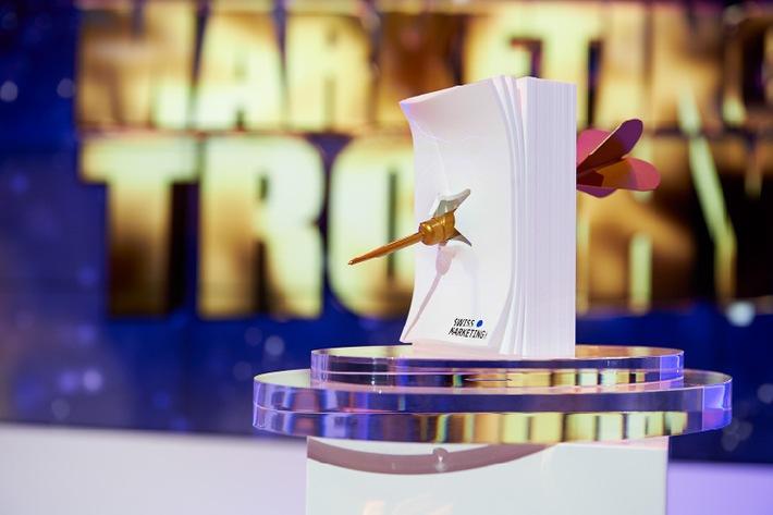 11 Schweizer Marketingprojekte für Marketing-Trophy 2014 nominiert