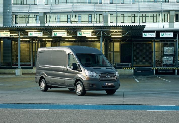 Bestes Jahr seit 1998: Ford verkaufte 2013 fast 26.000 Nutzfahrzeuge in Deutschland
