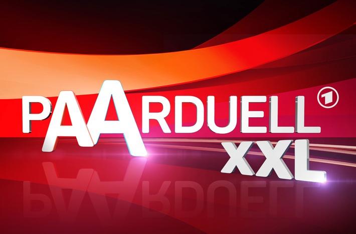 Das Erste: Paarduell XXL - die zweite Samstagabendshow am 17. Juni um 20:15 Uhr