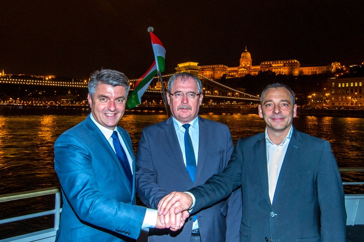 Ungarn ist Partnerland der Internationalen Grünen Woche Berlin 2017 - Unterzeichnung des Partnerlandvertrag besiegelt die traditionsreiche Zusammenarbeit