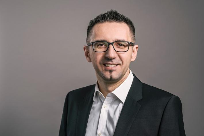 news aktuell (Suisse) SA nomme Eljub Ramic directeur suppléant