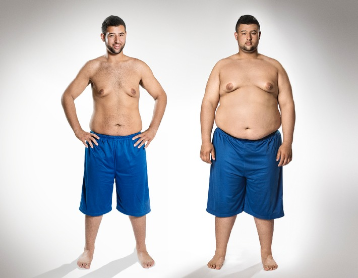 "Erfan verliert -59,1 Kilo bei ""The Biggest Loser TEENS"""