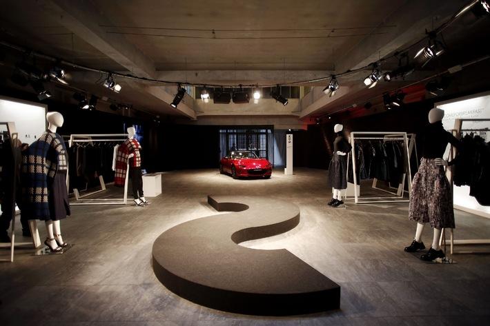 Mazda im Rampenlicht der Milan Design Week