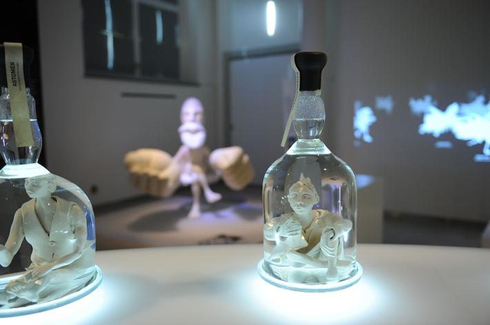 Sonderausstellung im KULTURAMA: Wunderbare Objektgeschichten / Eine Ausstellung über Fantasie vom 21. März bis 19. Oktober 2014