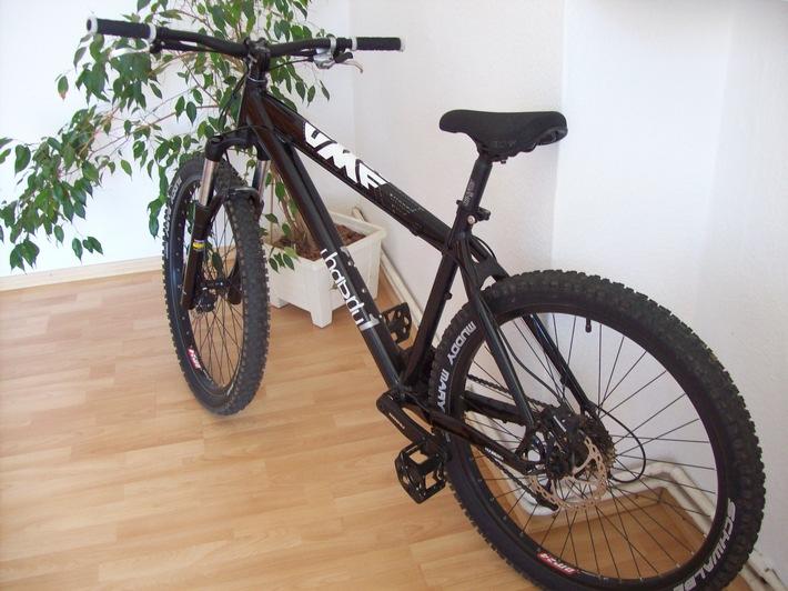 POL-HI: Wer hat dieses Fahrrad gesehen?