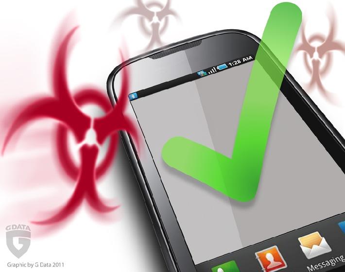 Android-Smartphone von Werk aus mit Spionageprogramm ausgestattet / G DATA entdeckt gefährlichen Computerschädling in Firmware von  Android-Gerät