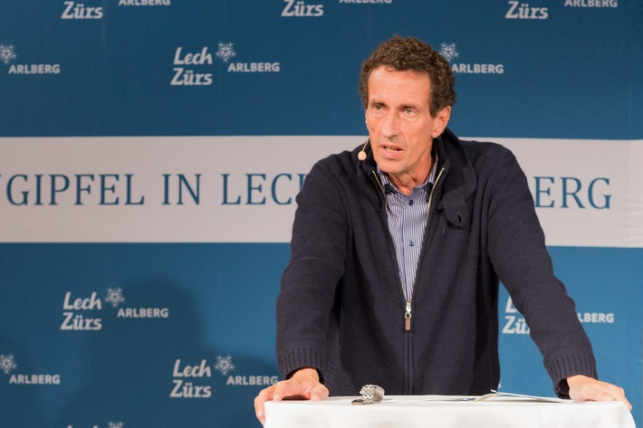 """9. Mediengipfel in Lech: """"Lasst diese hysterisierenden Botschaften"""""""