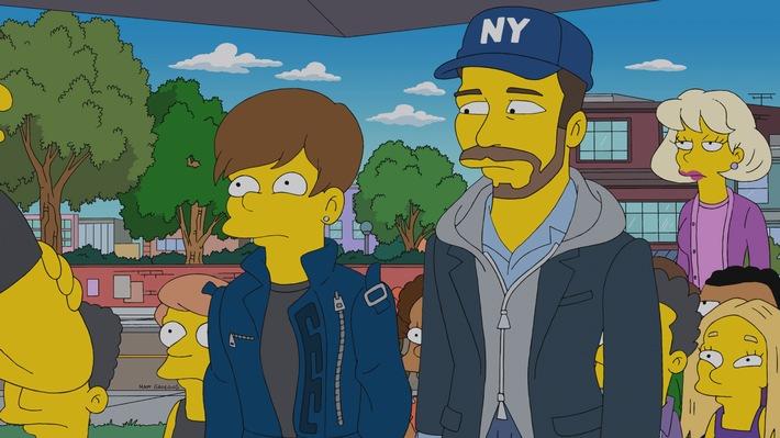 """Bi(e)bergeil! Noch 60 Tage bis zum Gastauftritt von Popstar Justin Bieber bei """"Die Simpsons"""" / Neue US-Sitcom-Folgen am Mad Monday und Comedy-Dienstag ab 6. Januar auf ProSieben"""