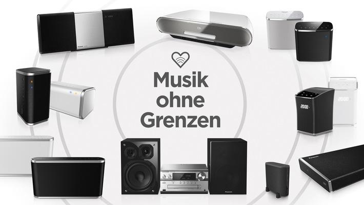 Panasonic auf der IFA 2016: Panasonic ALL Connected Audio - zur Perfektion gereift