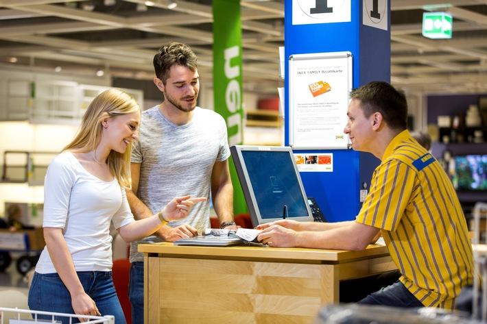 IKEA Deutschland beendet Geschäftsjahr 2016 mit deutlichem Plus / Investition in Service und Mitarbeiter zahlt sich aus