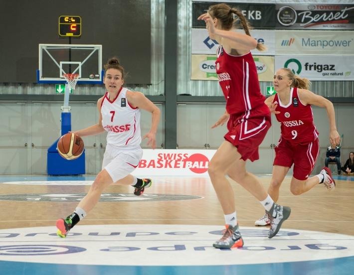 SRG SSR und Swiss Basketball verlängern Partnerschaft