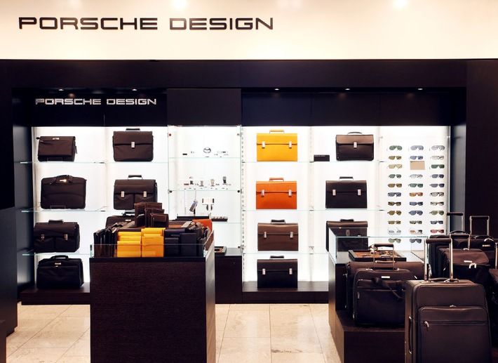 Porsche Design jetzt im Jelmoli - The House of Brands