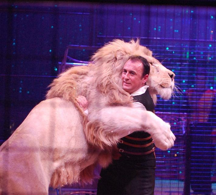 Tierhaltung im Zirkus: PETA besteht Faktencheck nicht
