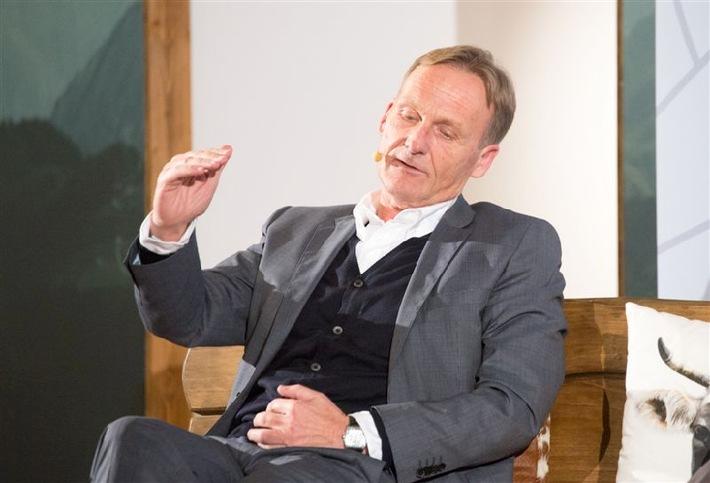 """Watzke exklusiv bei Sky: """"Ich vermisse Uli Hoeneß."""""""