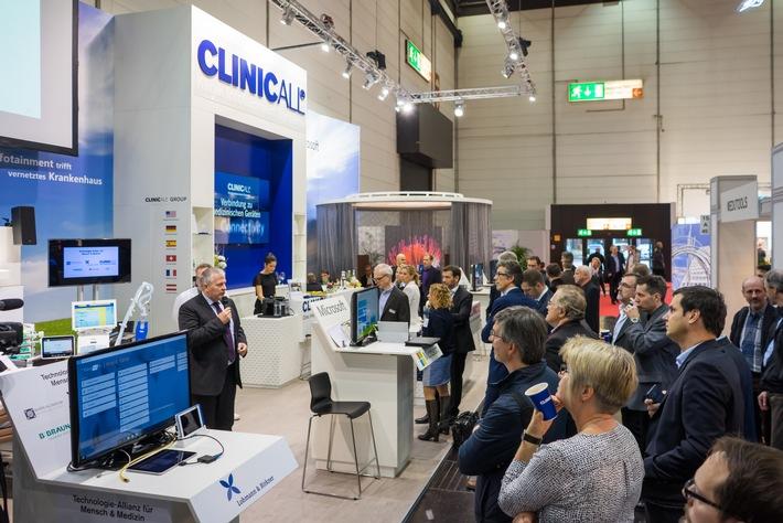 Jahresendspurt 2015: ClinicAll zieht Resümee für ein überdurchschnittlich erfolgreiches Jahr
