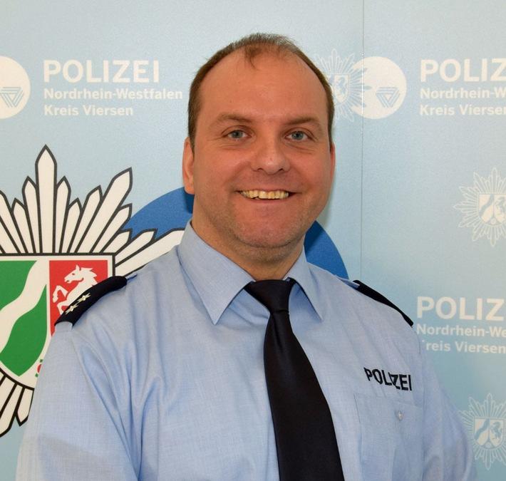 """POL-VIE: Kreispolizeibehörde Viersen: Ist der Polizeiberuf """"Genau Ihr Fall?"""" -  Einladung zur Informationsveranstaltung für potentiellen Polizeinachwuchs"""