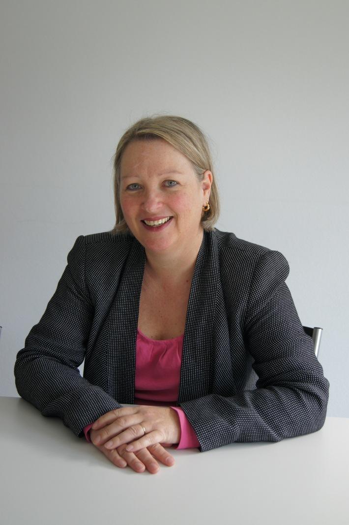 Silvia Wigger Bosshardt wird neue Geschäftsleiterin des  SRK Kanton Zürich