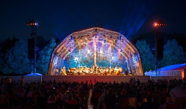 Audi Sommerkonzerte feiern Jubiläum