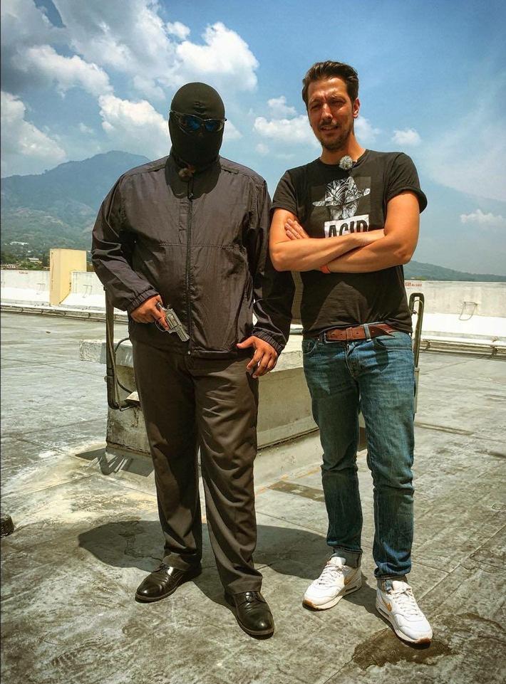 """Start der Doku-Reihe """"Uncovered"""" auf ProSieben: Thilo Mischke trifft auf die japanische Mafia Yakuza"""