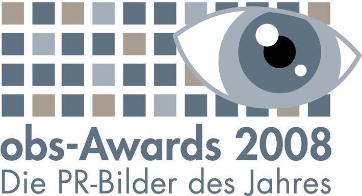 """Beste PR-Bilder des Jahres gesucht - news aktuell startet """"obs-Awards 2008"""""""