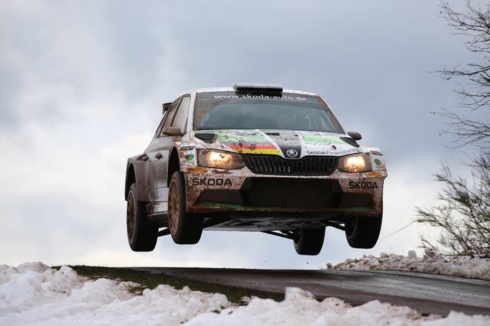 Kreim/Christian bescheren SKODA AUTO Deutschland Traumstart in die DRM-Saison
