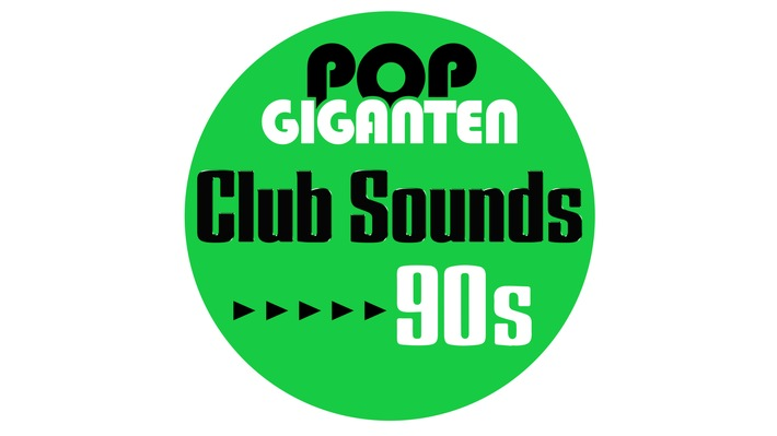 "Am 2. Februar bei RTL II: ""Pop Giganten: Club Sounds 90s"""