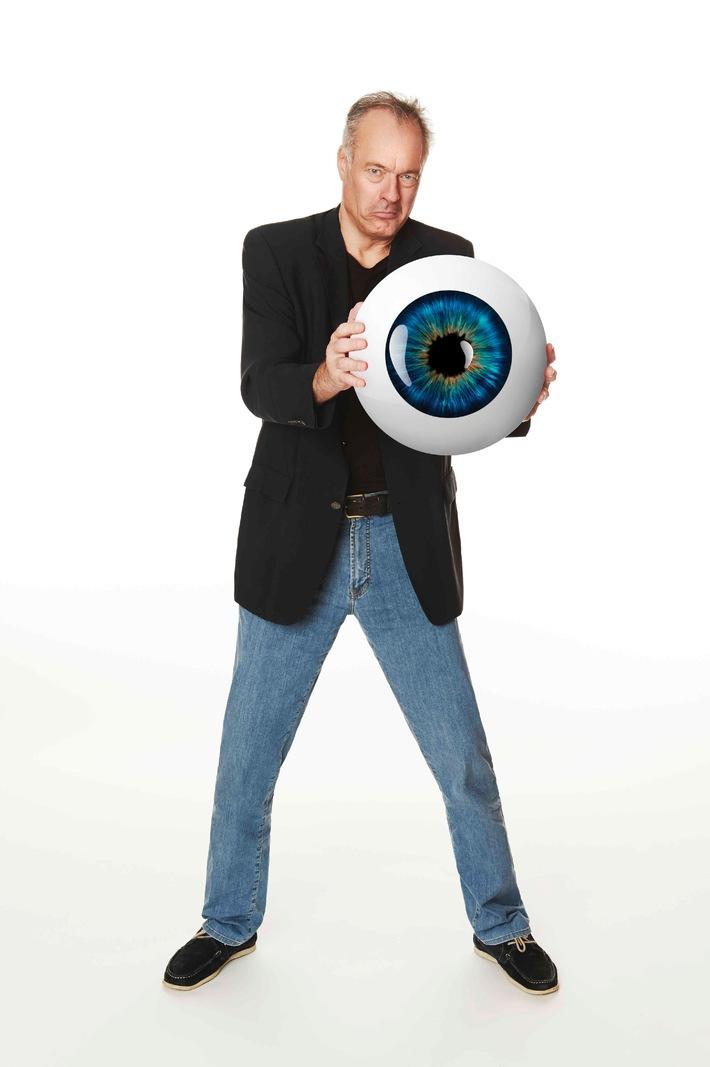 """Verurteilt! Richter Gnadenlos Ronald Schill zieht ins """"Promi Big Brother""""-Haus"""