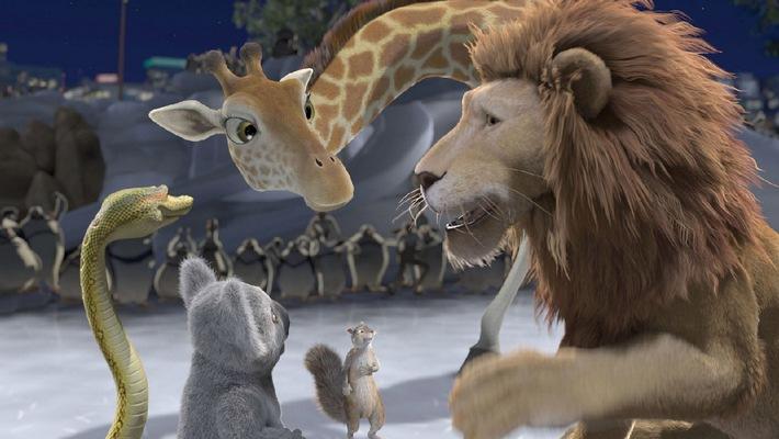 """Disneys """"Tierisch Wild"""" am Samstag in SAT.1"""