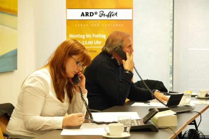 """Rententag von """"ARD-Buffet"""" und """"Kaffee oder Tee"""""""