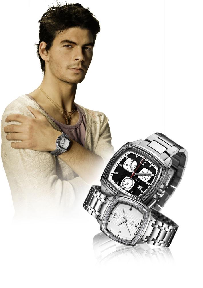 Lambiel-Uhrenkollektion funkelt mit Diamanten