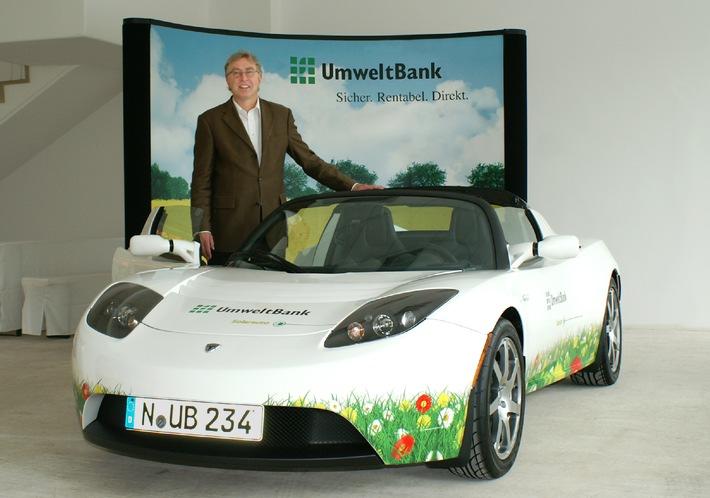 """Umweltschutz aufregend anders oder Deutschlands """"schnellste"""" Bank (mit Bild)"""