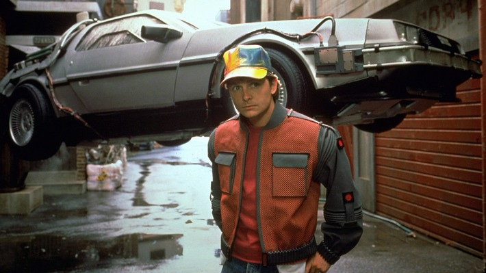 """Die """"Back to the Future""""-Woche: Marty McFly landet bei RTL II"""