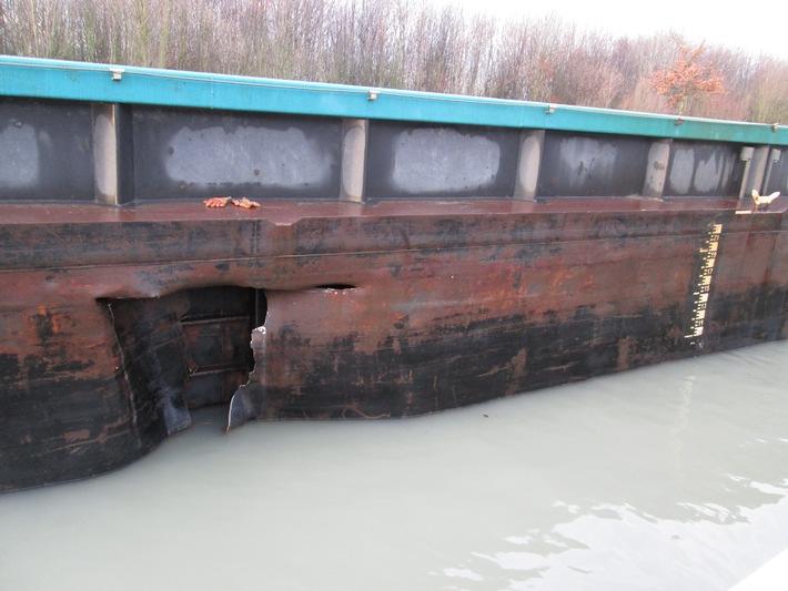 POL-H: Zeugenaufruf! Unbekannter verursacht Unfall im Schiffsverkehr