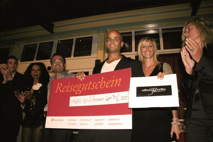 Schweizer Stabhochspringer gewinnt Modelvertrag