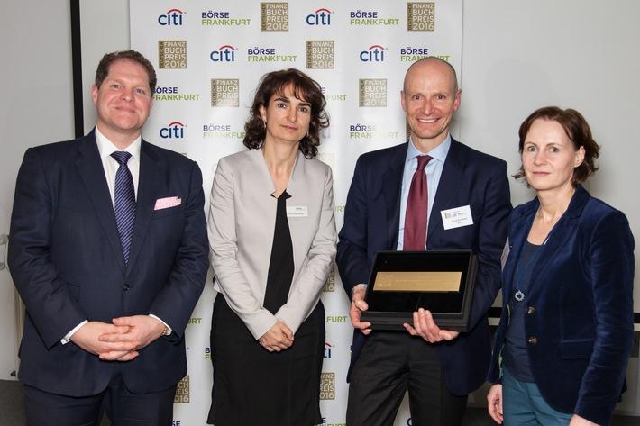Deutscher Finanzbuchpreis 2016 geht an Gerd Kommer