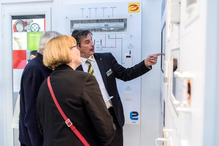 Hightech-Forum auf der Light + Building 2016: Erfolgsfaktoren für Smart Home stärken