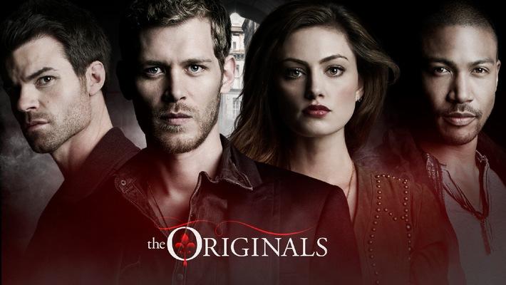 """Starke Bande: Neue Folgen der erfolgreichen US-Mystery-Serien """"Vampire Diaries"""" und """"The Originals"""" auf sixx"""