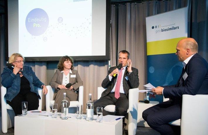 Auftaktsymposium der Arbeitsgemeinschaft Pro Biosimilars fand zum  Thema Versorgung in Berlin statt